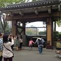 写真: 名古屋城 最寄り駅の「市役所駅」7番出口