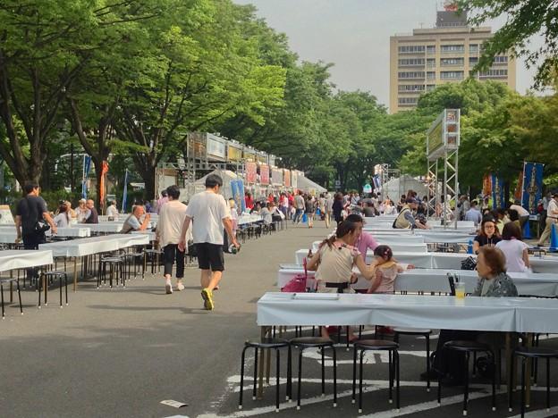 写真: 名古屋城まるはち博覧祭:東門会場 - 10