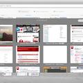 写真: Opera Next:Opera 12からブックマークをインポート - 4(インポートしたブックマーク)