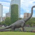 写真: ノリタケの森:巨大恐竜がやってきた! - 14