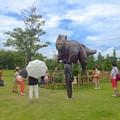 写真: ノリタケの森:巨大恐竜がやってきた! - 16