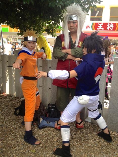 大須夏まつり 2013:大須観音にいた沢山のコスプレイヤー - 06