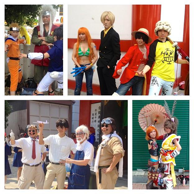 大須夏まつり 2013:大須観音にいた沢山のコスプレイヤー - 16