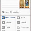 Photos: Nostalgio:画像保存画面の最上部が切れる不具合(iOS 7)