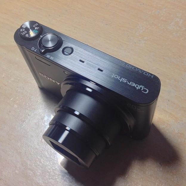 SONY DSC-WX300:本体 - 05