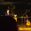 写真: 東山植物園 紅葉ライトアップ 2013:フラワーステージ前での野外コンサート No - 6