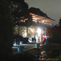 写真: 夜のスカイビュートレイン「植物園駅」 - 1