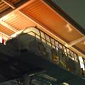 写真: 夜のスカイビュートレイン「植物園駅」 - 3