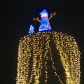 写真: ノリタケの森のクリスマスイルミネーション 2013 No - 42:スノーマン