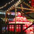 写真: アスナル金山のクリスマス・イルミネーション 2013 No - 17