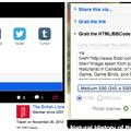 写真: Flickrの画像貼り付け法