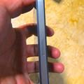 写真: iPhone 4S No - 4:側面(SIMカードスロット)