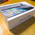 写真: iPhone 4S No - 9:箱