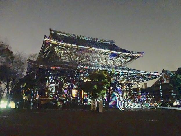 東別院の大晦日 2013 No - 26:D-K Live デジタル掛け軸