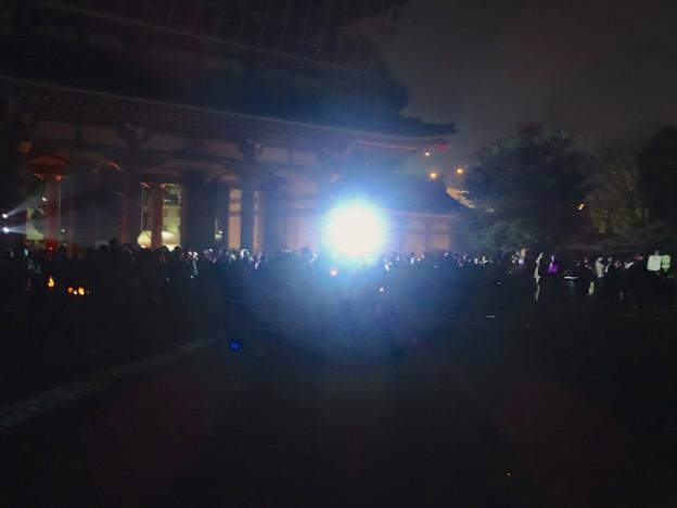 東別院の大晦日 2013 No - 31:D-K Live デジタル掛け軸