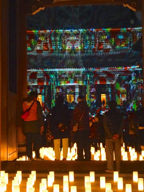 東別院の大晦日 2013 No - 44:D-K Live デジタル掛け軸