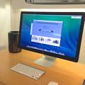 Photos: 新型Mac Pro No - 5:ThunderboltディスプレイとMac Pro
