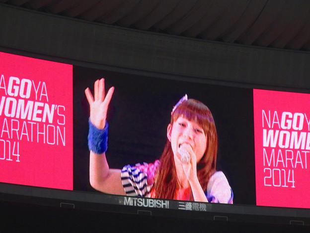 マラソン EXPO 2014 No - 20:中川翔子さんのライブ