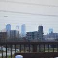 写真: 春日井東部から見えた名駅ビル群 - 3