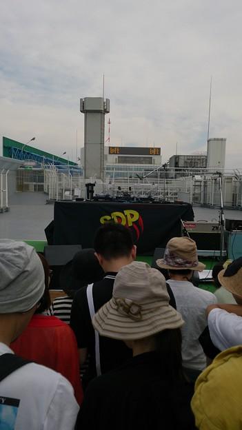 あいむあっと池袋パルコ屋上(Tokyo No.1 Soulset & ANI from SDP