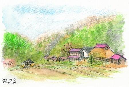 20130418比田の民家