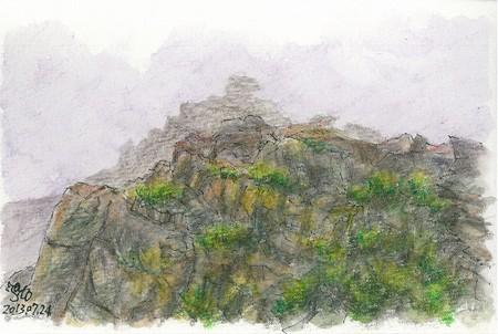 20130724畳岩(霧)