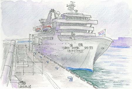20131014神戸の客船