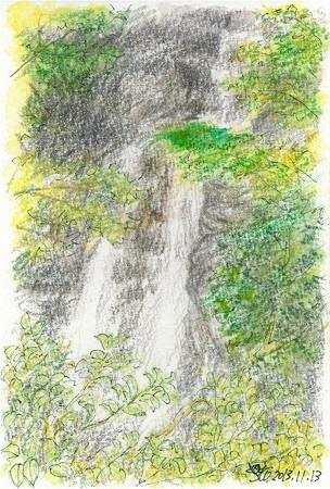 20131113みかえりの滝