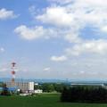 北海道の青空