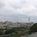 首里城公園から市中の眺め
