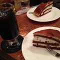 Photos: ショコラケーキとアイスコーヒー