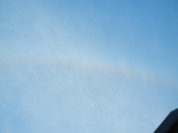 あっ、虹だ(≧∇≦)ノ彡