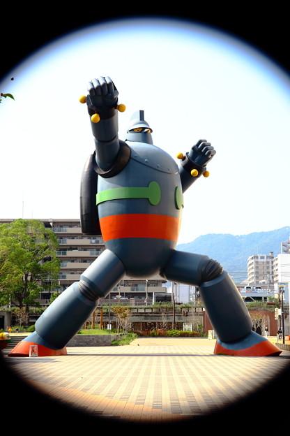 長田-鉄人28号_6Dのケラレ(T^T) II