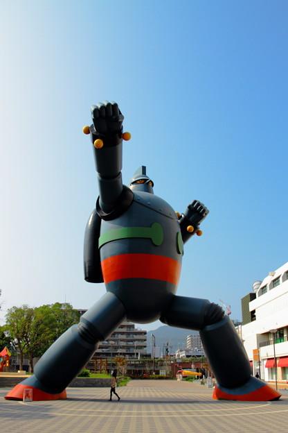 長田-鉄人28号_7Dオケ(^O^) ?