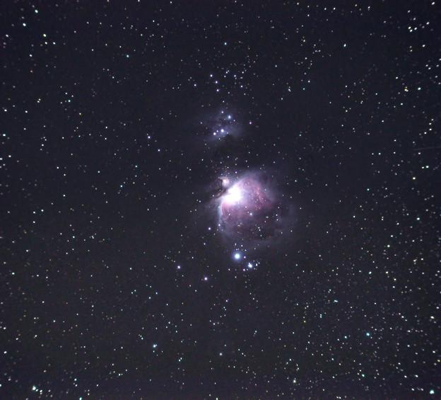 M42 オリオン大星雲 (2012/11/16)