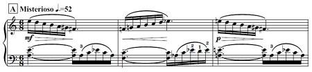 ピアノソロ「真夜中のハロウィン・パーティー」