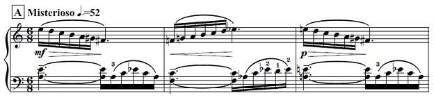 写真: ピアノソロ「真夜中のハロウィン・パーティー」