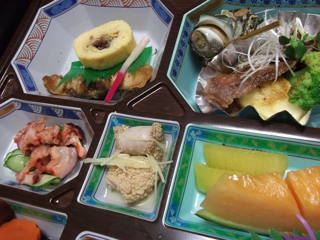 お食事処 峰 2012.07 (7)