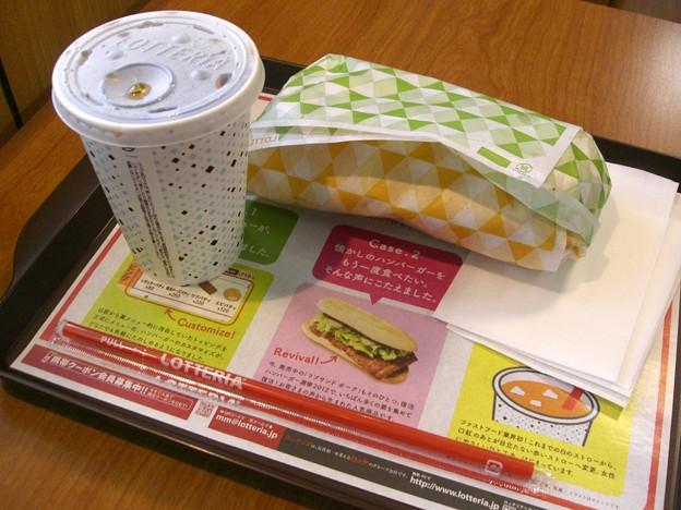 ロッテリア米子皆生バイパス店 2013.07 (4)