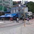 赤柱の海辺通り(香港)