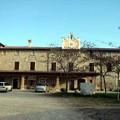 田舎のホテル(北イタリア)