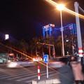 街中の街灯