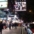 香港の繁華街4