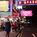 香港の繁華街3