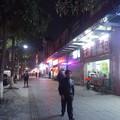 街の通り(中国)