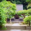 Photos: 国宝・円覚寺舎利殿 #湘南 #鎌倉 #mysky