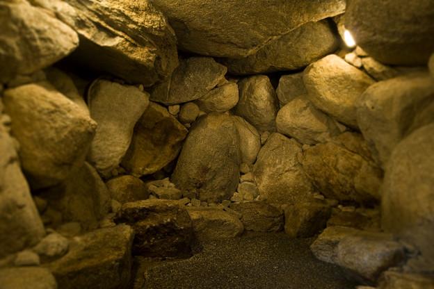 洞窟蒸し風呂 スチームサウナ