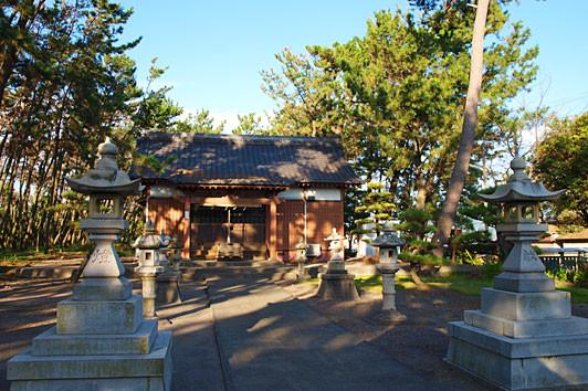 Photos: 120915-05龍神社(三四軒屋)