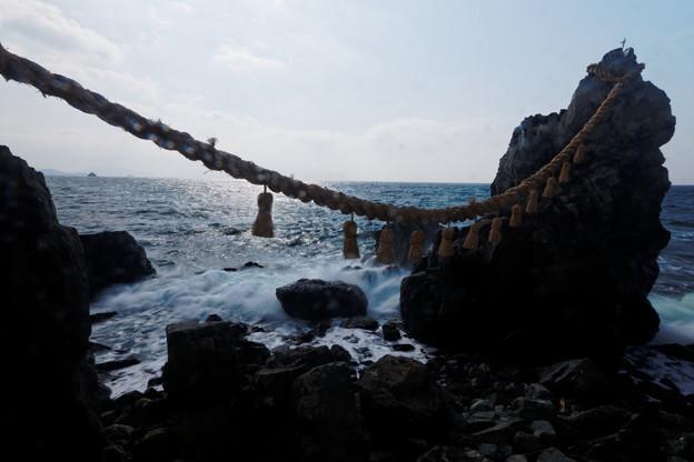 北浦夫婦岩
