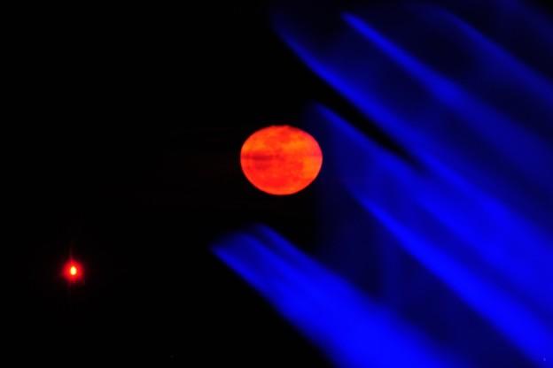 Photos: Aurora Moon